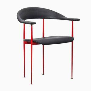 Chaises de Salon P70 Postmodernes par Giancarlo Vegni pour Fasem, 1980s