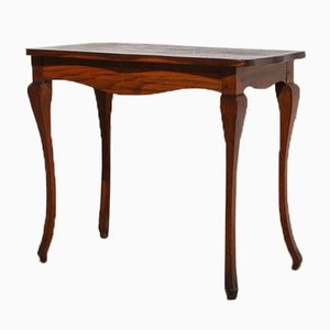 Vintage French Oak Coffee Table or Console Table