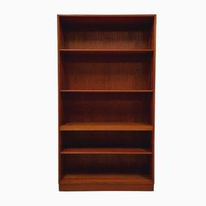 Teak Bookcase by Børge Mogensen for Søborg