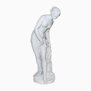 The Baton Sculpture by E-M. Falconet, 19th Century