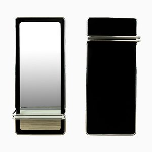 Appendiabiti con specchio di Länko, anni '70, set di 2