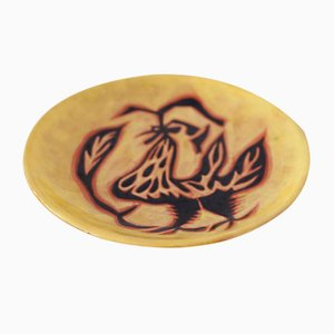 Plate by Jean Lurcat for Sant Vicens, 1960s