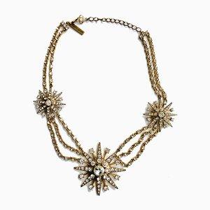 Vintage Halskette von Oscar De La Renta