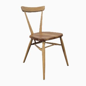 Single Back Stacking Dining Chair by Lucian Ercolani for Ercol