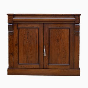 Early Victorian Rosewood Chiffonnier