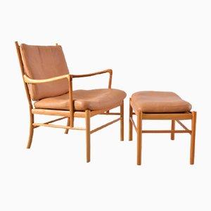 OW146 Colonial Chair von Ole Wanscher für Carl Hansen & Søn