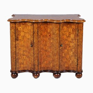 Small Baroque Dresser, 19th Century
