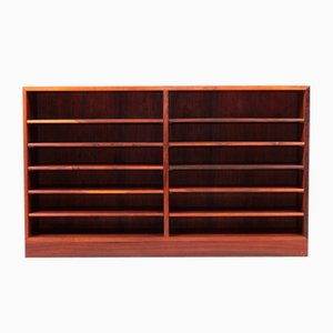 Mid-Century Bookcase in Rosewood by Børge Mogensen for FDB, 1960s