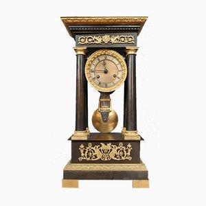 Gantry Bronze Empire Clock