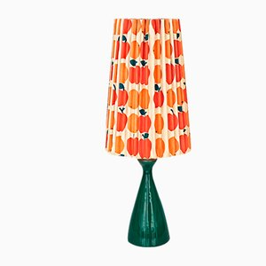 Table Lamp by Jacob E. Bang for Kastrup Holmegaard, 1950er