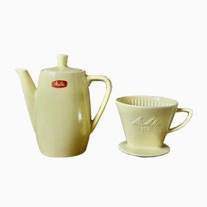 Kaffeemaschine und Filter von Melitta, 3er Set