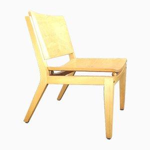 Beech Fireside Chair, France