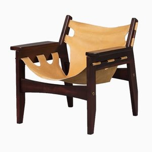 Kilin Chair by Sergio Rodrigues for Oca, 1970s