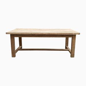 Bauerntisch aus Ulmenholz