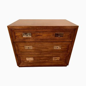 Campaign Chest of Drawers from Henredon, USA
