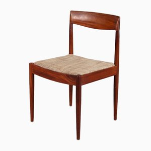 Dänisches Esszimmer Set, Niederlande, 1960er, 4er Set