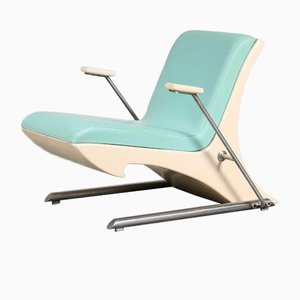 Space Age Easy Chair, The Netherlands, 1980s