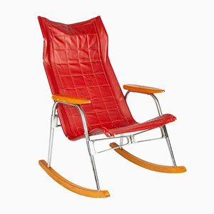 Collapsible Rocking Chair
