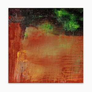 Peregrine No, 16, 2015, Abstract Painting