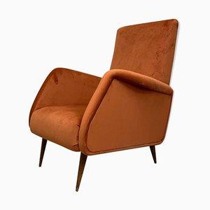 Italian Armchair, 1960s