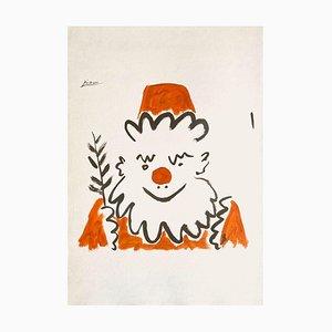 Pablo Picasso, Père Noël Orange