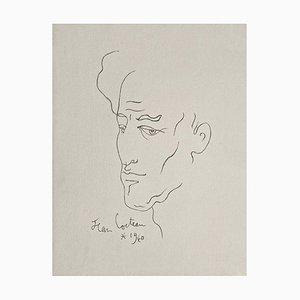 Jean Cocteau, Autoportrait