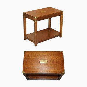 Vintage High Side Table from Harrods London