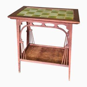 Französischer Jugendstil Tisch, 1900er