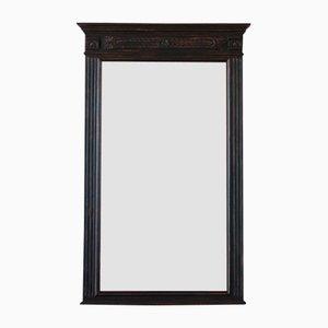 Ebonised Pier Mirror