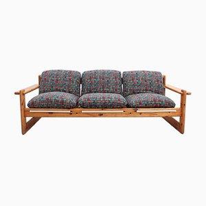 Vintage Italian 3-Seater Sofa, 1970s