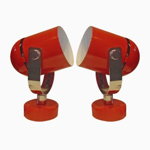 Table Lamps by Josef Hurka for Napako, Set of 2