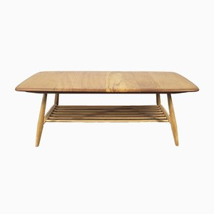 Vintage Coffee Table by Lucian Ercolani for Ercol