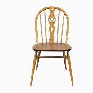 Chaise de Salle à Manger Fleur Windsor par Lucian Ercolani pour Ercol