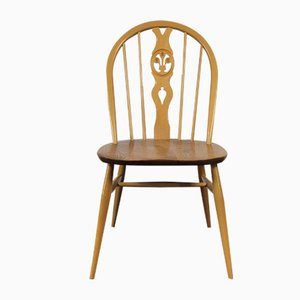 Fleur Windsor Dining Chair by Lucian Ercolani for Ercol
