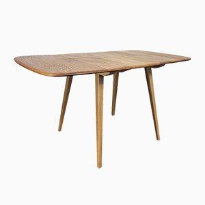 Quadratischer Drop Leaf Esstisch von Lucian Ercolani für Ercol