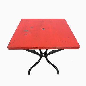 Tolix Bistro Table