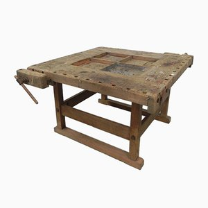 Large Square Workbench