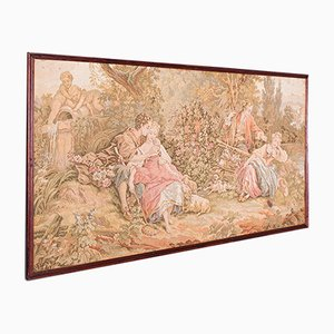 Antique Tapestry Panel, 1910a