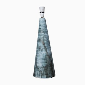 Large Table Lamp by John Beusmans for Carn Studio Pottery