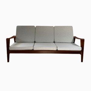 Sofa von Arne Wahl Iversen für Komfort, 1960er