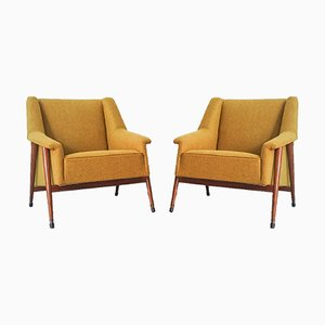 Easy Chairs by José Espinho for Olaio, 1959, Set of 2