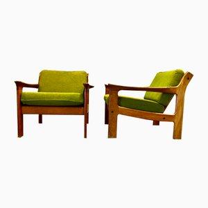 Scandinavian Teak Chair, 1950s