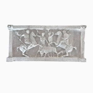 Bassorilievo in marmo di Verona