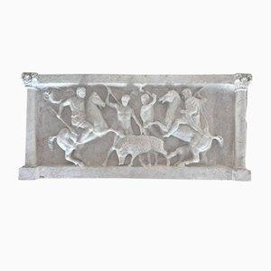 Flachrelief aus Verona Marmor