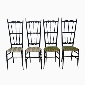 Chiaverini Stühle, 4er Set
