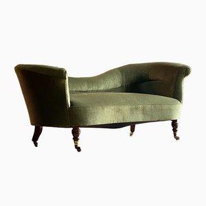 Nierenförmiges Sofa von Howard & Sons, 1890er, 19. Jh