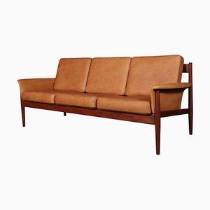 Three Seat Sofa by Grete Jalk