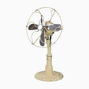 Ventilador Mid-Century, años 50. Juego de 2