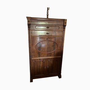 19th Century Secretaire in Solid Wood