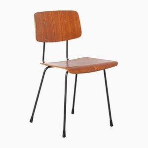 1262 Chair in Teak by AR Cordmeney for Gispen